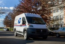 USPS Fleet Increases