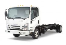 Isuzu Recalls 25000 Trucks