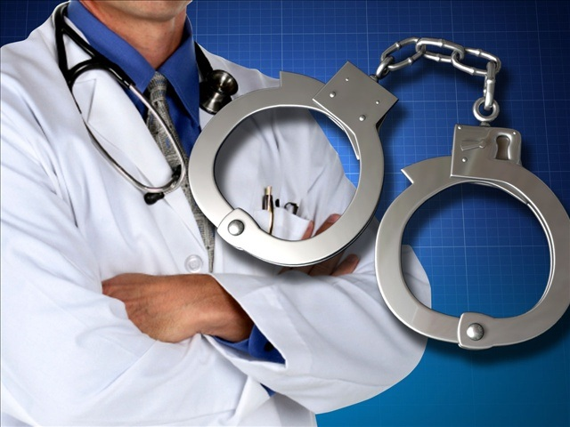 Doctor accused of fraud, 8000 affected