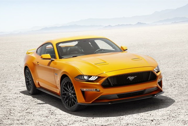 Ford Announces Mustang Changes