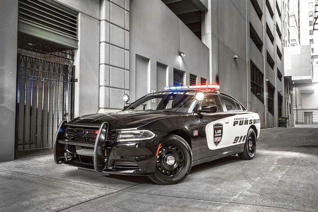 New Police Vehicles for 2017