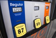 Gasoline Prices Increase