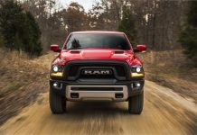Ram Trucks Recalled