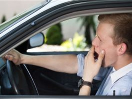 Drowsy Driving Campaign