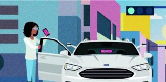 Lyft Tests Vehicles